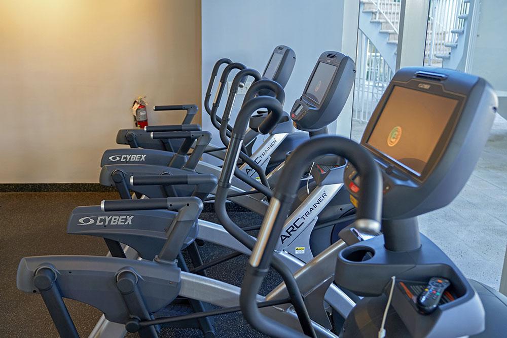Fitness Center Sunset Harbour